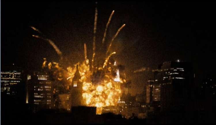 cloverfield Explosion
